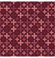 Fashion marsala seamless pattern Endless vector image vector image