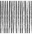black striped with white background vector image