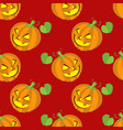 seamless halloween backgrounds vector image vector image