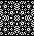 seamless pattern mosiac ornamental texture vector image vector image