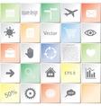 square design vector image