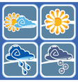 weather vector image