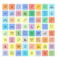 Universal Doodle Icons For Mobile and Web vector image vector image