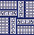 ethnic seamless pattern kente cloth tribal print