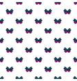 butterfly demophoon pattern seamless vector image vector image