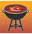 Grill BBQ Cookout vector image