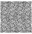 persian pattern background vector image