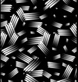 randomness pattern - shapes fading from background vector image