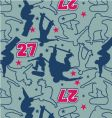 Skateboarder pattern