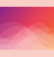 abstract landscape colorful background