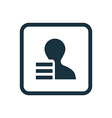 profile application icon rounded squares button