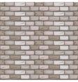 seamless pattern stone Brick grey vector image