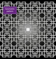 abstract minimal pattern background vector image vector image