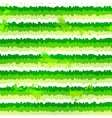 Green paint splash seamless pattern vector image