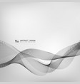abstract tech line pattern design geometric gray vector image vector image