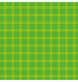 Green And Yellow Checkerboard Abstract Background vector image