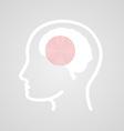 headache vector image vector image