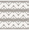 seamless pattern of interwoven lines vector image vector image