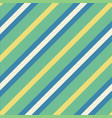 seamless pattern with diagonal stripes vector image vector image