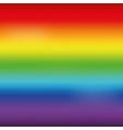 bright rainbow mesh horizontal background vector image vector image