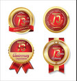 golden badge anniversary collection 75 years 2