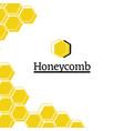 honey shop flat vector image