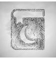koran icon vector image vector image