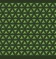 seamless triangular pattern vector image