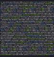 javascript program code programming script vector image