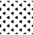 three tags pattern vector image vector image