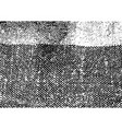 woven black and white texture grunge vector image