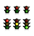 Traffic lights vector | Price: 3 Credits (USD $3)