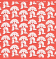 background pattern with roman helmets vector image vector image