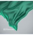 silk fabric vector image vector image