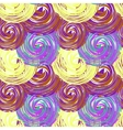 Abstract multicolor pattern vector image vector image