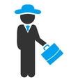 Fellow Manager Icon vector image vector image