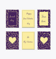 hand drawn labels and tags elements collection vector image vector image