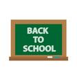 school board icon flat cartoon style isolated vector image