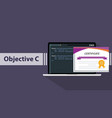 An objective c programming online learning