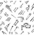 Construction tool icon collection - vector image