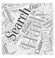 Did You Say Harly Word Cloud Concept vector image vector image