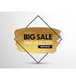 sale banner design special offer vector image vector image
