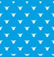 underpants classic pattern seamless blue vector image vector image
