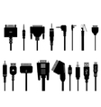 different cable silhouettes
