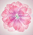watercolor drawing vector image vector image