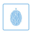 icon of gooseberry vector image vector image