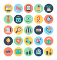 Shopping and E Commerce Icons 3 vector image vector image
