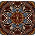 vintage ethnic seamless pattern ornamental design vector image vector image