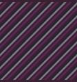 dark purple stripes seamless background vector image vector image