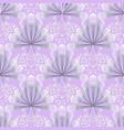 elegance lace 3d greek floral seamless pattern vector image vector image